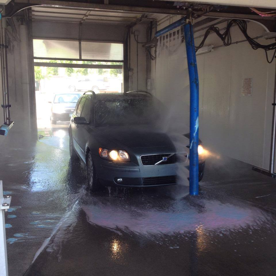 Sonar finds better way to clean your car at saucon valley for Added touch salon